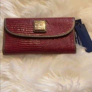 NWT Dooney and Bourke wallet